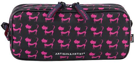 Artisan & Artist (アルティザン アンド アーティスト) - [アルティザン・アンド・アーティスト] ジュリエッタ スペシャリストポーチ(GLT2-616BLK*)